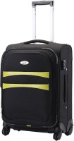 Skybags STNAVW57BLK Expandable Cabin Luggage - 22 inch(Black)