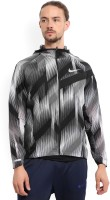 Nike Full Sleeve Printed Men's Jacket