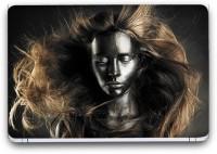 Flipkart SmartBuy Black Beauty Vinyl Laptop Skin (3M/Avery Vinyl, Matte Laminated, 14 x 9 inches) Vinyl Laptop Decal 14.1