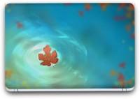 Flipkart SmartBuy Leaf Painting Vinyl Laptop Skin (3M/Avery Vinyl, Matte Laminated, 14 x 9 inches) Vinyl Laptop Decal 14.1