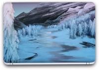 Flipkart SmartBuy Snowbound Painting 6 Vinyl Laptop Skin (3M/Avery Vinyl, Matte Laminated, 14 x 9 inches) Vinyl Laptop Decal 14.1