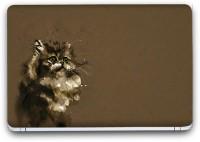 Flipkart SmartBuy Cute Cat Painting 2 Vinyl Laptop Skin (3M/Avery Vinyl, Matte Laminated, 14 x 9 inches) Vinyl Laptop Decal 14.1