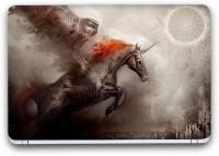 Flipkart SmartBuy Royal Horse Painting 3 Vinyl Laptop Skin (3M/Avery Vinyl, Matte Laminated, 14 x 9 inches) Vinyl Laptop Decal 14.1
