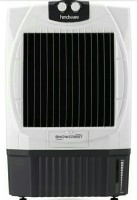 Hindware Snowcrest 50 litre woodwool new model air cooler Room Air Cooler(White, Grey, 50 Litres)
