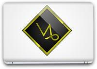 Flipkart SmartBuy Zodiac Sign Capricorn Symbol 3 Vinyl Laptop Skin (3M/Avery Viny, Matte Laminated, 13 x 8.5 inches) Vinyl Laptop Decal 13.3
