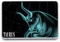 Flipkart SmartBuy Zodiac Sign Taurus 2 Vinyl Laptop Skin (3M/Avery Viny, Matte Laminated, 14 x 9 inches) Vinyl Laptop Decal 14.1