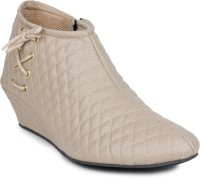 AS Boots For Women(Beige)