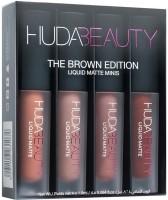 Huda Beauty LiquidMatte_BrownEditon(20 ml, multicolor) - Price 238 80 % Off