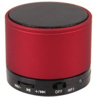 Estar S10 LED Light Enabled Speaker with TF Micro SD Memory Cards Slot FM Radio Aux Cable Functionality Premium High Quality Product Extra Bass Play Mp3 Mp4 New Arrival Best Selling Lowest Price Supports All Android and Apple Iphone Ios Smartphones Tablets Laptops Devices Red  3 W Bluetooth Speaker