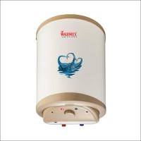 Warmex 25 L Electric Water Geyser(Off White & Silver, Electric Water Heater High Pressure (Off White & Silver))