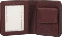 Accezory Men Brown Artificial Leather Wallet(6 Card Slots)