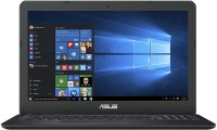 Asus R558UQ Core i5 7th Gen - (4 GB/1 TB HDD/Windows 10/2 GB Graphics) DM539T Laptop(15.6 inch, Black)