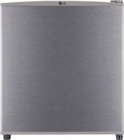 View LG 45 L Direct Cool Single Door 1 Star Refrigerator(Dazzle Steel, GL-B051RDSU) Price Online(LG)