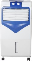 View Oshaan Blower Personal Air Cooler(White, Blue, 22 Litres) Price Online(Oshaan)
