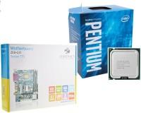 ZEBRONICS G31-Q9400 Combo Motherboard(Silver)