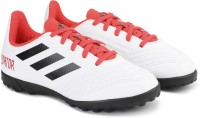 ADIDAS Boys Lace Football Shoes(Multicolor)