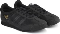 ADIDAS ORIGINALS Boys & Girls Lace Sneakers(Black)