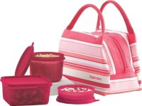 Tupperware Spring 3 Containers Lunch Box(1110 ml) Flipkart Rs. 799.00