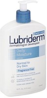 Lubriderm Fragrance Free Normal To Dry Skin Daily Moisture lotion(473.18 ml) - Price 22146 28 % Off