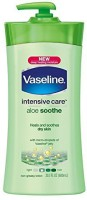 Vaseline Total Intensive Care Aloe Soothe Lotion(600.35 ml) - Price 19684 28 % Off