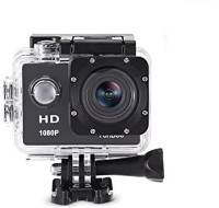 Pro Guard Action Shot HD 1080P Sports and Action Camera(Black, 12 MP)
