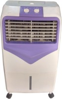 View Oshaan Blower Personal Air Cooler(White, Purple, 9 Litres) Price Online(Oshaan)