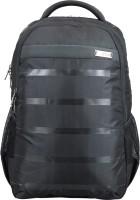 VIP MEDIAN LAPTOP BACKPACK 02 BLACK 27 L Laptop Backpack(Black)
