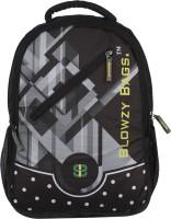 Blowzy Backpack For Girls Waterproof School Bag(Black, 30 L)