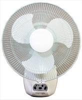 Mezire SL-2912 Rechargeable Wall Plus 3 Blade Table Fan(White) 3 Blade Table Fan(Multicolor)