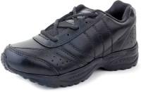 TOUCHWOOD Boys & Girls Lace Walking Shoes(Black)