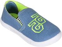 Leon Boys Slip on Loafers(Blue)