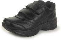 TOUCHWOOD Boys & Girls Velcro Walking Shoes(Black)