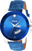 Mikado Blue Sea Star Day And Date Analog watch Watch  - For Men