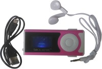 13-HI-13 020 Display-Mp3-Pink MP3 Player(Pink, 1.5 Display)