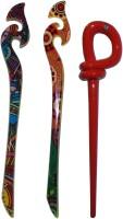 TYYU Combo of Multi Color Juda Sticks Bun Stick(Multicolor) - Price 430 78 % Off