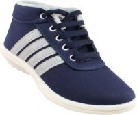 Claptrap Boys Lace Sneakers(Grey)
