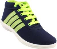 Claptrap Boys Lace Sneakers(Green)
