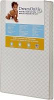 Dream On Me Portable Crib Mattress, White(Multicolor)