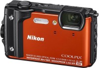 Nikon Coolpix W300 Point and Shoot Camera(Orange 16.05 MP)