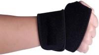 Leosportz Wrist Wrap wrist support with Thumb Guard Wrist Support(Black)