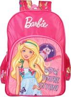 Barbie WOW Pink 14' ' School Bag(Pink, 20 L)