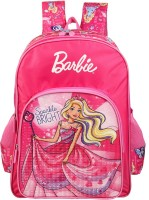 Barbie with Wand 16' ' School Bag(Pink, 30 L)