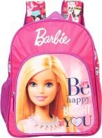 Barbie Be You (Pink) 12' ' School Bag(Pink, 10 L)