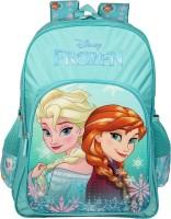 Disney Frozen Sister Turquoise 14' ' School Bag(Multicolor, 20 L)