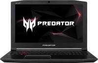 Acer Predator Helios 300 Core i7 8th Gen - (8 GB/1 TB HDD/128 GB SSD/Windows 10 Home/4 GB Graphics) PH315-51 Gaming Laptop(15.6 inch, Black, 2.7 kg)   Laptop  (Acer)