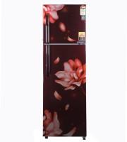 Haier 278 L Frost Free Double Door 4 Star Convertible Refrigerator(Red Jasmine, HRF-2984PRJ-E)