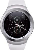 Medulla MED Y1-340 Fitness Smartwatch(White Strap, Regular)