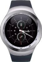 Medulla MED Y1-90 Fitness Smartwatch(Black Strap, Regular)