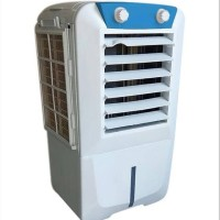 View Oshaan Table Top Plastic Personal Air Cooler(White, 10 Litres) Price Online(Oshaan)