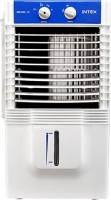 View intex mini cool 10 Personal Air Cooler(White, 10 Litres) Price Online(Intex)